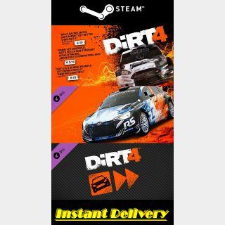 DiRT 4 & 2 DLCs - Steam Keys - Region Free - Instant Delivery