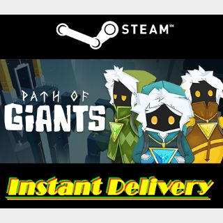 Path of Giants - Steam Key - Region Free - Instant Delivery - RRP = $8.99