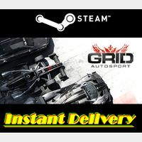 GRID Autosport - Steam Key - Region Free - Instant Delivery