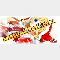 Sakura Santa - Steam Key - Region Free - Instant Delivery - RRP = $9.99