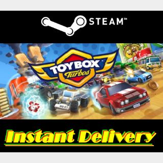 Toybox Turbos - Steam Key - Region Free - Instant Delivery