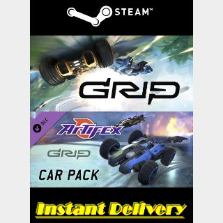 GRIP: Combat Racing & DLC - Steam Keys - Region Free - Instant Delivery