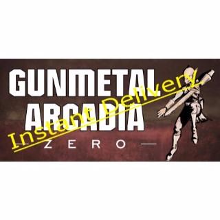 Gunmetal Arcadia Zero - Full Game - PC Steam Game - Region Free - Instant Delivery