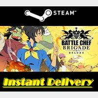Battle Chef Brigade - Steam Key - Region Free - Instant Delivery - RRP = $19.99