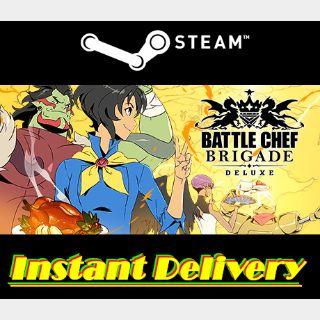 Battle Chef Brigade - Steam Key - Region Free - Instant Delivery - RRP = $19.99