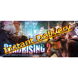 Dead Rising 2 - Steam Key Gift Link - Instant Delivery - RRP = $19.99