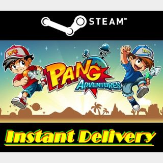 Pang Adventures - Steam Key - Region Free - Instant Delivery - RRP = $9.99