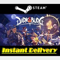 Darksburg - Steam Key - Region Free - Instant Delivery - RRP = $19.99