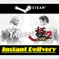 Yakuza Kiwami 2 - Steam Key - Region Free - Instant Delivery - RRP = $29.99