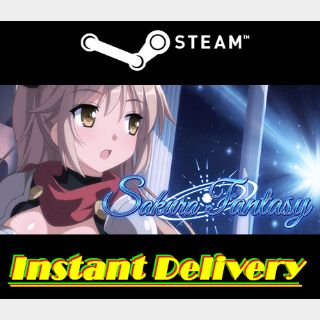Sakura Fantasy - Steam Key - Region Free - Instant Delivery
