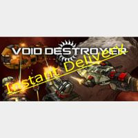 Void Destroyer - Region Free Steam Key - Delivered Instantly - RRP=$12.99