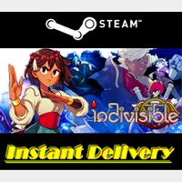 Indivisible - Steam Key - Region Free - Instant Delivery - RRP = $39.99