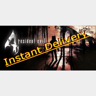 Resident Evil 4 - Steam Key Gift Link - Instant Delivery - RRP = $19.99