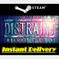 DISTRAINT - Steam Key - Region Free - Instant Delivery - RRP = $4.99