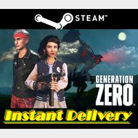 Generation Zero - Steam Key - Region Free - Instant Delivery - RRP = $24.99