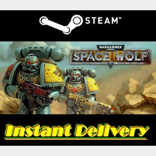 Warhammer 40,000: Space Wolf - Steam Key - Region Free - Instant Delivery