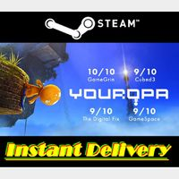 Youropa - Steam Key - Region Free - Instant Delivery - RRP = $19.99