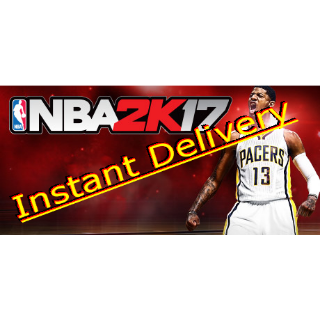 NBA 2K17 - Full Game - EU Steam Key - Instant Delivery - RRP = $59.99