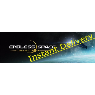 Endless Space® Collection - Region Free Steam Gift - Instant Delivery - RRP = $19.99