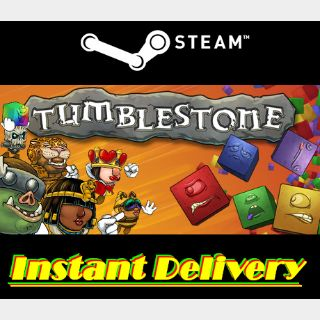 Tumblestone - Steam Key - Region Free - Instant Delivery - RRP = $24.99