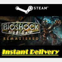 BioShock™ Remastered - Steam Key - Instant Delivery - RRP £19.99