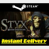 Styx: Master of Shadows - Steam Key - Region Free - Instant Delivery - RRP = $19.99