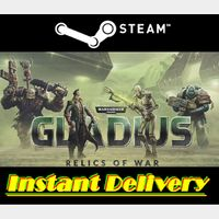 Warhammer 40,000: Gladius - Relics of War - Steam Key - Region Free - Instant Delivery - RRP = $39.99