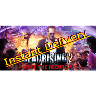 Dead Rising 2: Off the Record - Steam Key - Instant Delivery - RRP=$19.99