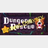 Fidel Dungeon Rescue - Region Free Steam Key - RRP $8.99