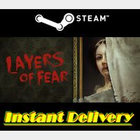 Layers of Fear - Steam Key - Region Free - Instant Delivery - RRP = $19.99