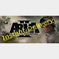 Arma 2: Complete Collection - Region Free Steam Keys - Delivered Instantly - RRP=$39.99