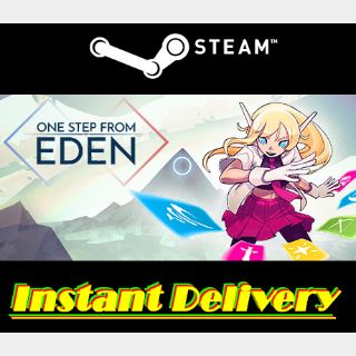 One Step From Eden - EU Steam Key - Instant Delivery - RRP = $19.99