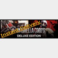 Umbrella Corps™ Deluxe Edition - Steam Key - Instant Delivery - RRP=$24.99