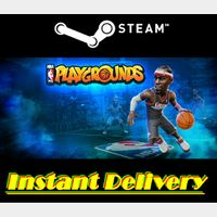 NBA Playgrounds - Steam Key - Region Free - Instant Delivery