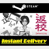 Detention - Steam Key - Region Free - Instant Delivery - RRP = $11.99