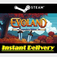 Evoland Legendary Edition - Steam Key - Region Free - Instant Delivery - RRP = $19.99