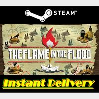 The Flame in the Flood - Steam Key - Region Free - Instant Delivery - RRP = $14.99