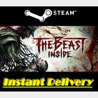The Beast Inside - Steam Key - Region Free - Instant Delivery - RRP = $24.99