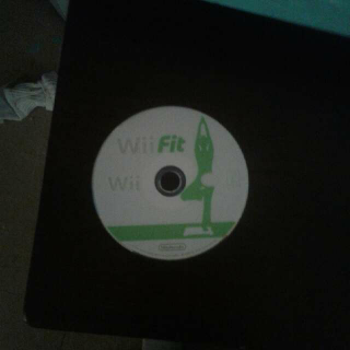 Wii Fit Exercise Game (No Case)