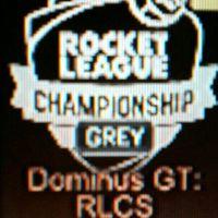 RLCS (Dominus GT) | Grey