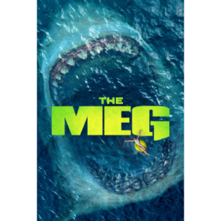 The Meg digital copy