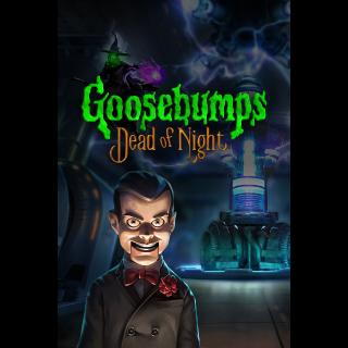 Goosebumps Dead of Night Xbox One (Turkey)