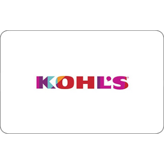 $23.00 Kohl's Gift Card (not Kohl's cash) Instant Delivery