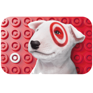 $499.91 Target - Original card with barcode [Instant]