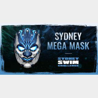 PAYDAY 2 DLC Sydney Mega Mask STEAM KEY GLOBAL