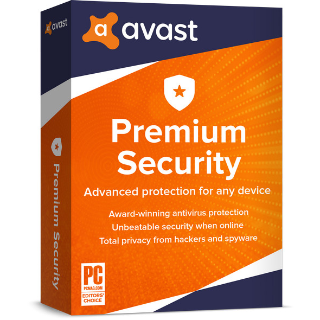 Avast Premium Security 2 Device 9 Months PC/MAC/Android
