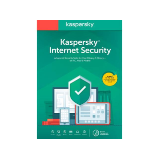 Kaspersky Internet Security 2020 1 Year 3 Devices GLOBAL