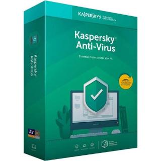 Kaspersky Antivirus 2020 2 Years 1 Device GLOBAL