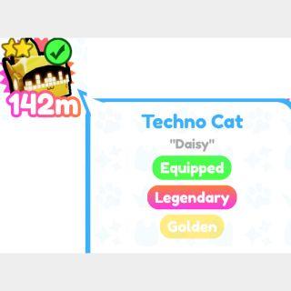 Pet | 1x techno cat