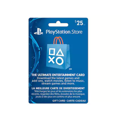 50 sony playstation store gift card 2 25 sony ps store gift card playstation store gift. Black Bedroom Furniture Sets. Home Design Ideas